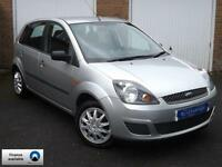 2007 (07) Ford Fiesta 1.25 Style 5 Door // 1 Family owner //