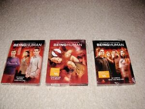 BEING HUMAN TV SERIES SET FOR SALE!