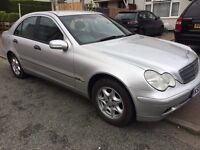 Bargain 2004 Mercedes c180 kompressor auto quick sale as have new car clean car