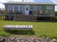 2 Bedroom Waterfront Cottage For Rent Winter Months, Shediac, NB