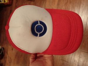 Pokemon ball cap