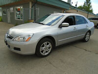 $3995.00   2006 HONDA Accord SE  4 door