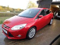 Ford Focus 1.6TDCi ( 115ps ) 2011.25MY Titanium X