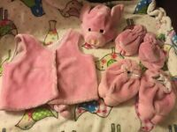 Pig outfit age 2-5 World Book Day/ Fancy dress party?