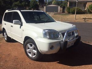 2004 Nissan X-trail Ti-L T30 II Rego till Jan 2018 Canberra City North Canberra Preview