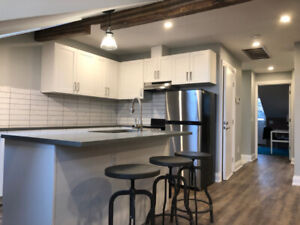 Renovated Boutique 2-Bed w/ Laundry & Dishwasher on James St S!