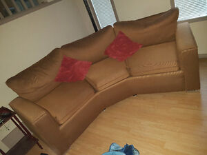 Custom made couch