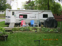 Cherokee Trailer Model 26K, $12,500.00 or Best Offer
