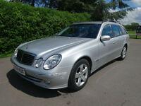 2004 Mercedes-Benz E320 3.2TD auto CDI Avantgarde - 1 previous owner