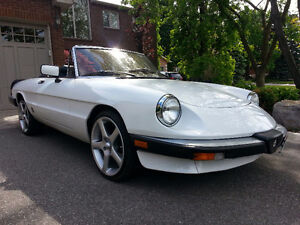 ** ALFA ROMEO SPIDER VELOCE ** CLEAN... MUST SEE!