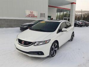 Honda Civic 4dr Man Si, *200 Hp, manuelle 6 vit., I-Vtec**  2015