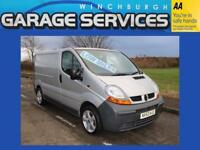RENAULT TRAFIC GREAT CONDITION **NO VAT** LOW MILES