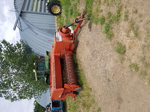 Massey 128 square baler parts needed