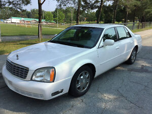 2004 Cadillac DeVille & DTS Berline