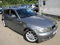 2010 BMW 1 SERIES 118D 2.0 M SPORT HATCHBACK DIESEL