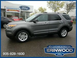 2014 Ford Explorer XLTCPO 24M@1.9%/12MO/20,000KM EXT WARR