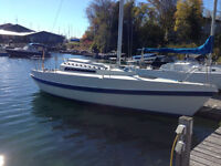 Tanzer 26' sailboat for sale
