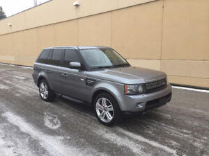 2013 LAND ROVER RANGE ROVER SPORT SUPERCHARGED ! GREAT DEAL !