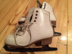 divers patins artistiques très bon état