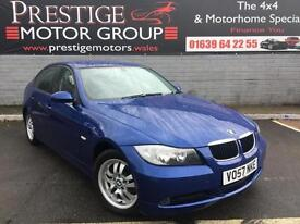 2007 BMW 318 2.0TD 6 Speed Manual **55MPG - Cheap Tax - Service History**