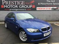 2007 57 BMW 318 2.0TD 4 DOOR NEW MOT 1 FORMER OWNER
