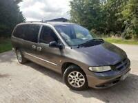 1999 Chrysler Voyager 3.3 Petrol Auto Automatic 7 Seat MPV Estate Cheap Import