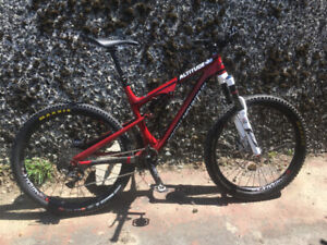 Rocky Mountain Altitude 799 MSL XTR Carbon