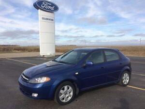2005 Chevrolet Optra LS   as traded