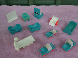Fisher Price Hospital Pieces