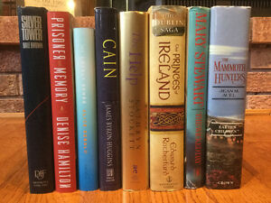 Various Authors Hardcover Books