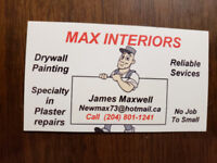 Reliable Experienced Drywaller & Painter