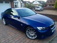 BMW 3 Series 2.0L 320I M Sport In Mint Condition! 1 Year MOT/Full BMW Service History/HPI Clear