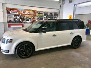 Ford Flex SEL Awd 20inch Rear Camera Panoramic Roof Navigation