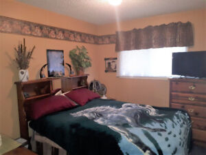 FURNISHED ROOMS FOR RENT IN VERMILION ALBERTA