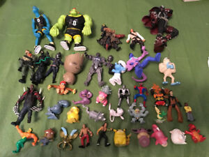 Figures/Toy Lot