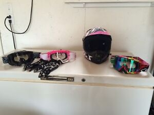 Dirt bike gear youth/small adult