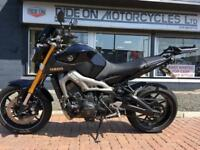Yamaha MT 09 abs, WE BUY BIKES UPTO 15 YEARS OLD, 150 USED BIKES IN STOCK