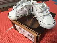 All star converse crib shoes