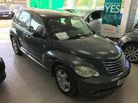 2006 Chrysler PT Cruiser 2.2CRD Limited-3 FKeepers-MOT Dec 17-Full Leather