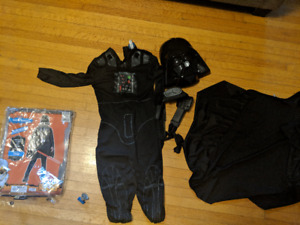 Darth Vader costume by Disney Size  Child small (4-6)