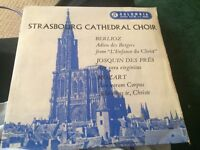 Strasbourg cathedral choir 4 track 7inch single