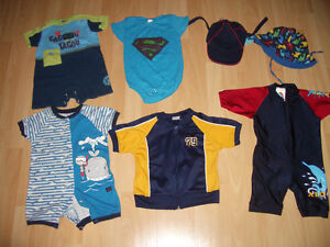 LOT - 14 items of clothes for FILS - BOY --- size 18 - 24 m - 2T
