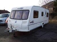 Bailey Pageant series 5, 4 berth in stunning condition.