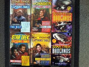 Livres Star Trek en anglais
