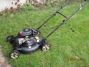 Push mower