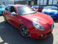 2014 Alfa Romeo Giulietta 1.4 TB MultiAir Exclusive - Platinum Warranty!