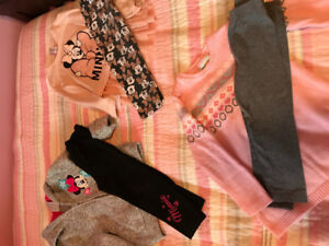 Toddler girl fall outfits!