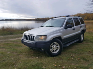 Jeep grand cherokee laredo 2004, 4x4