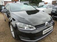 2014 63 VOLKSWAGEN GOLF 2.0 GT TDI BLUEMOTION TECHNOLOGY 5D 148 BHP 150 GT DIESE
