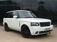 "Land Rover Range Rover 4.4TD V8 auto 2011 Vogue SE 22"" OVERFINCH ALLOYS"